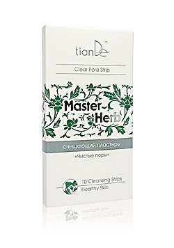 "Почистваща лепенка за нос Master Herb  ""Чисти пори""  (1 бр.)"