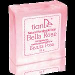 """Натурален сапун ръчна изработка """"Бяла Роза"""", 85 гр."""