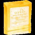 """Натурален сапун ръчна изработка """"Тропическо манго"""", 85 гр."""