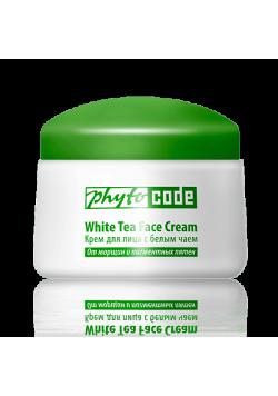 Крем за  лице с бял чай  SPF 11, 50 гр.