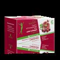 ИЗЧЕРПАН - Желе от череша и нар с колаген, 21 х 12 g