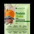 Протеинов шейк с рожков и ленено семе, Active life