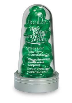 Възстановяващ серум за коса без измиване, 15 бр. х 1,1 g