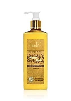 """Шампоан """"Златен джинджифил"""" , 300 ml"""