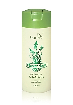 Шампоан против оплешивяване Master Herb, 420 ml