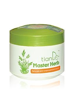 """Крем-балсам за увредена коса """" Master Herb"""", 500 g"""