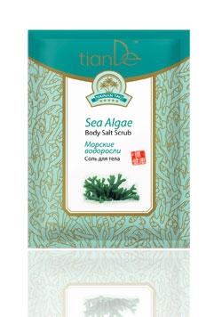 """Сол за тяло """"Морски водорасли"""", 60 g"""