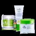 Купете Околоочен интензивен комплекс  + Пилинг за лице -  ПОДАРЪК: крем против бръчки с матиращ ефект